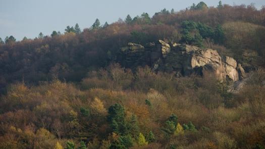 Black Rocks Autumn