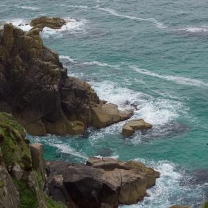 Bosigran Sea